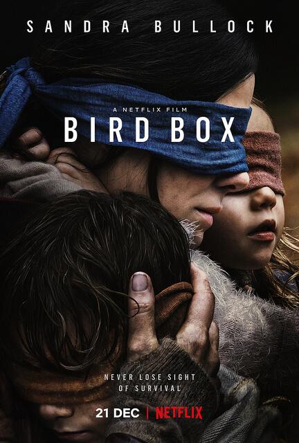 פוסטר קופסת ציפורים